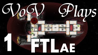 The Pact Is Sealed - VoV Plays FTL AE: Federation Cruiser Type C - Part 1