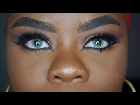 HOW TO APPLY FALSE LASHES: BEGINNER FRIENDLY EDITION