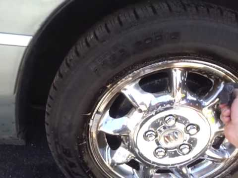 How To Clean Chrome Rims Brake Dust