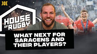 James Haskell and Mike Tindall: Have Saracens been treated unfairly? | House of Rugby S2 E24