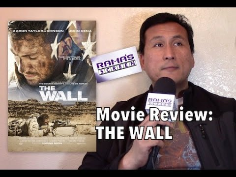 My Review of 'THE WALL' | An Effective Thriller