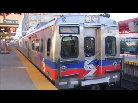 TVS - SEPTA Trains: After Peak At Temple University