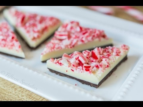 Easy christmas bark recipes