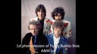 "The Flying Burrito Brothers  ""The Dark End of the Street"""