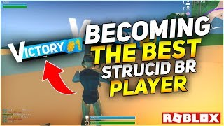 Becoming The BEST IN STRUCID BATTLE ROYALE!😱ROBLOX