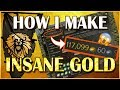 How I Make Insane Gold in Guild Wars 2 with Trading Post ► GOLD GUIDE 2019