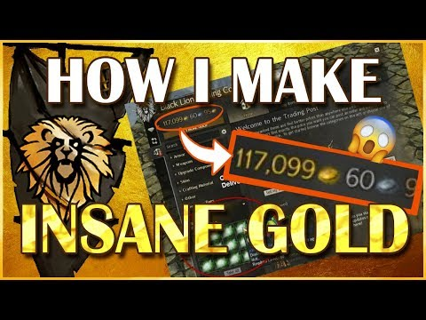 Gw2 Halloween 2020 Trader Speculation How I Make Insane Gold with Trading Post | Guild Wars 2 (Gold