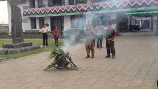Traditional Welcome Ceremony of Paiwan Tribe