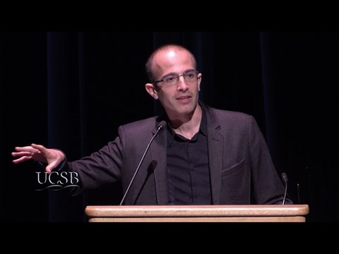 Homo Deus: A Brief History of Tomorrow with Yuval Noah Harari