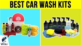 10 Best Car Wash Kits 2019
