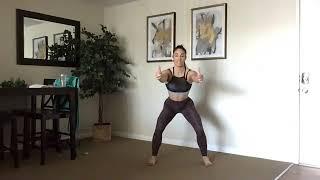 Pilates Fit! (Live Zoom Class recording 5/19/20)