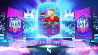 88 RATED PREMIUM SBC SCHWEINSTEIGER! - FIFA 20 Ultimate Team