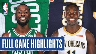 Celtics At Pelicans | Full Game Highlights | January 26, 2020