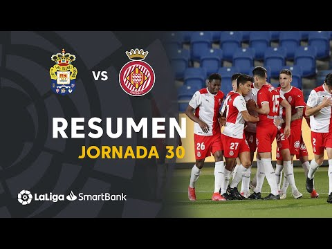 Las Palmas Girona Goals And Highlights
