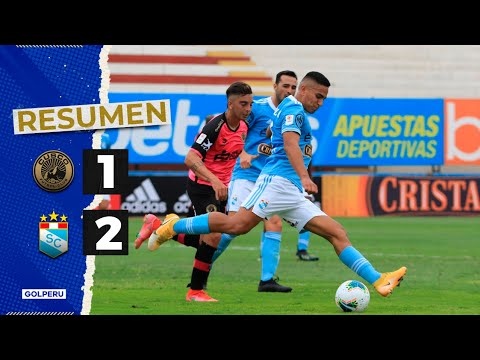 Cusco Sporting Cristal Goals And Highlights