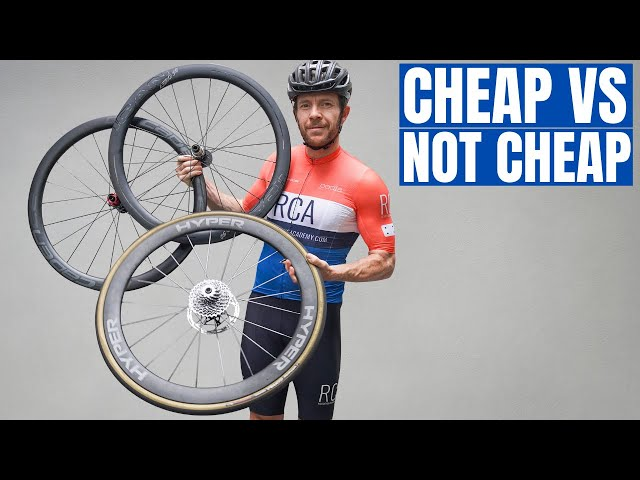 Winspace Hypers VS. Caden VS. ICAN Chinese Carbon Wheels