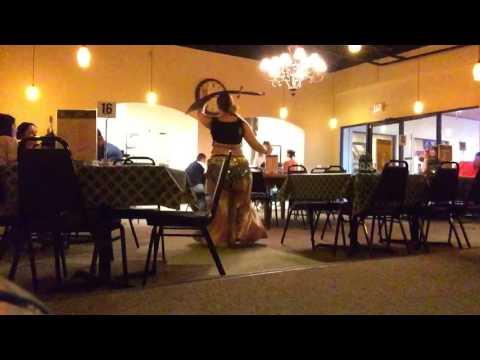 Adara Sword Belly Dance Houston