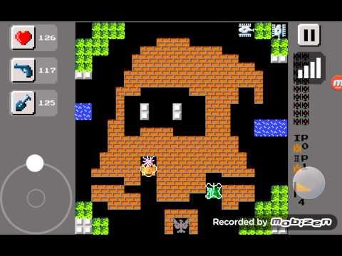 Танчики Денди Tank 1990 игра для Денди
