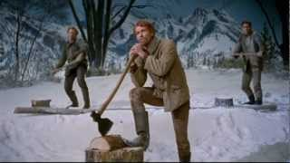 Seven Brides for Seven Brothers - Matt Mattox' own voice - Lonesome Polecat
