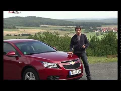 2011 Chevrolet Cruze Hatchback / Тест-драйв