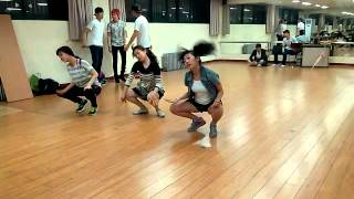 like a g6 by far east movement lyle beniga choreography bmb kyunghee