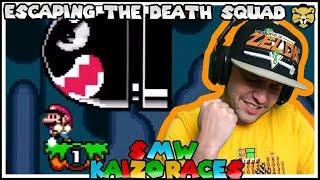 Juzcook Brings Us Invictus DLC! Super Mario World Blind Kaizo Races