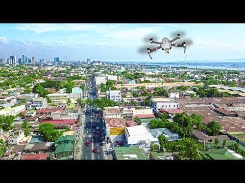 Muntinlupa City  Drone footage