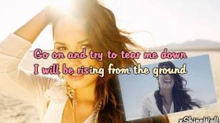 Demi Lovato - Skyscraper [Instrumental/Karaoke]