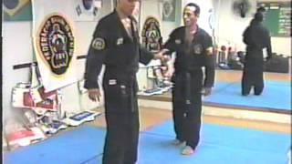Hapkido Mestre Xavier  - Defesa contra arma de fogo