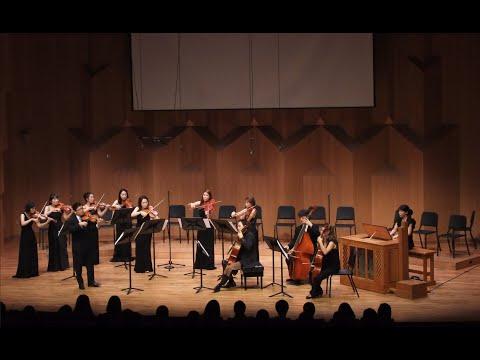 Passacaglia - Sonata No.5 G Major - G. Muffat