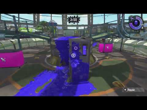 Splatoon 2 - Guide on how not to throw in the first 30 seconds of a match