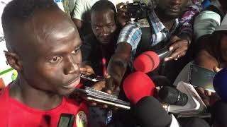 Sadio Mané : «Comment j'ai vécu le match en dehors du terrain»