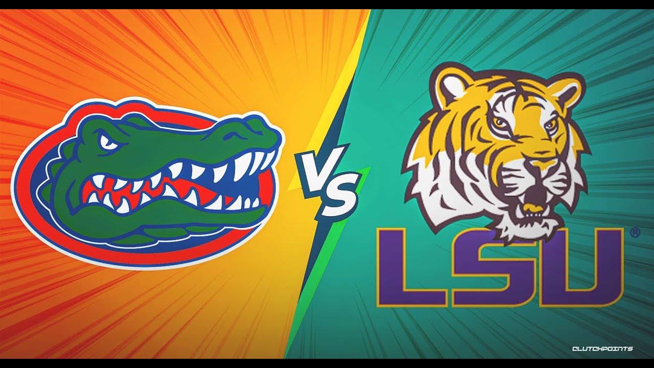 How to Watch Florida Gators vs. LSU Tigers: Live Stream, TV ...