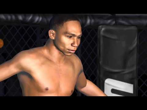 UFC mobile John Dodson Flyweight career mode stage 102 - 106