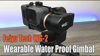 Feiyu Tech WG2 Water Proof Gimbal Review