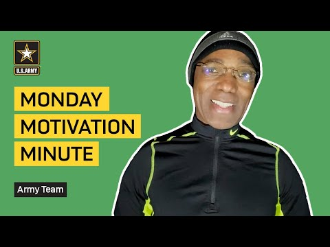 Monday Motivation Minute