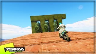 TAKESHI'S CASTLE IN GTA 5 | GTA 5 Funny Moments (E724)