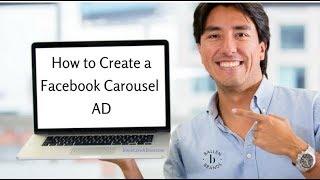 [18]Facebook Carousel bir Reklam Oluşturma:03