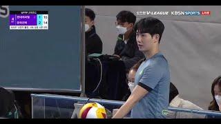 20-21V리그 201202 현대캐피탈vs한국전력(이시…