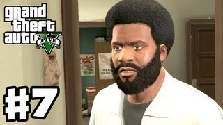 Grand Theft Auto 5 - Gameplay Walkthrough Part 7 - The Long Stretch (GTA 5, Xbox 360, PS3)