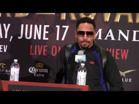 Andre Ward Reacts To Knocking Out Sergey Kovalev. Post Fight Press Conference HoopJab Boxing