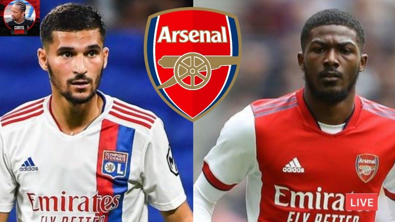 Ainsley Maitland-Niles takes Arsenal chance but Nicolas Pepe ...