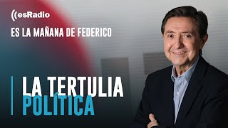 Tertulia de Federico Jiménez Losantos: Fiscal general, seguridad nacional, secretarios de Estado...