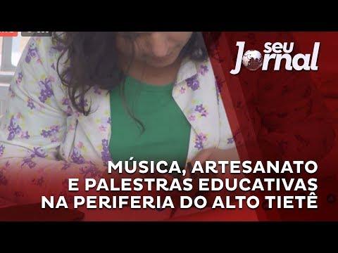 Ação Comunitária Leva Música, Artesanato E Palestras Educativas à Periferia De São Paulo