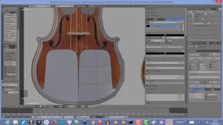Đàn violin - kiến tạo mô hình hộp đàn