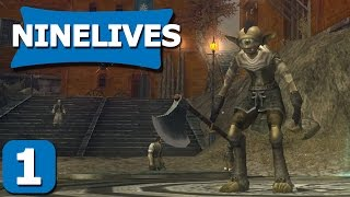 Gambar cover Ninelives Part 1 - Negark The Goblin - Ninelives Steam PC Gameplay Review