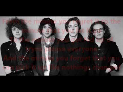 Catfish and the Bottlemen - Postpone (Lyrics)