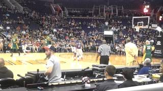 2015 Harlem Globetrotters Arizona part 2 moments