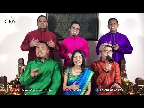 『COV』Colour Of Voices - Deepavali Song 2017 (A Cappella)