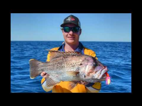 Fishing Deep with Soft Plastics - Halco Madeyes Part 1